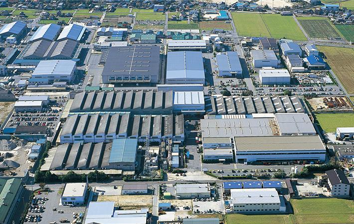 六ツ美工場